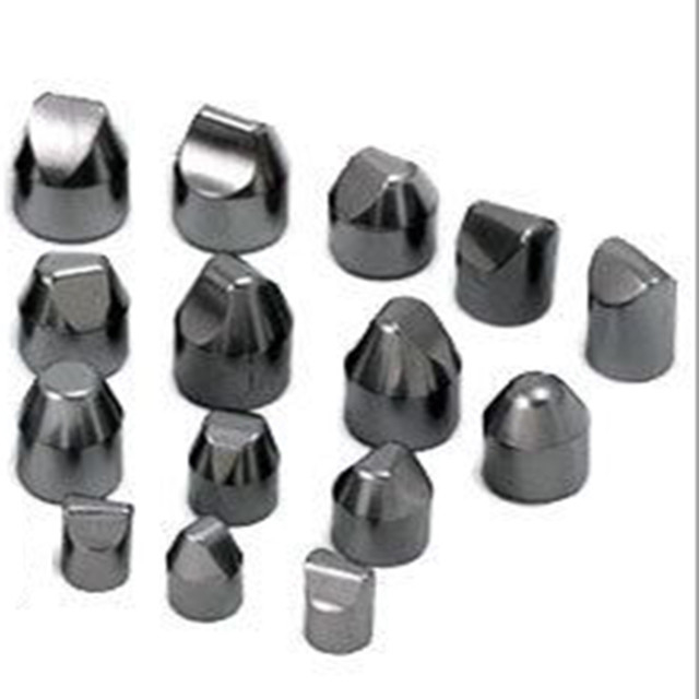 Cemented Carbide Rock Drilling Tools High Strength Stable Properties