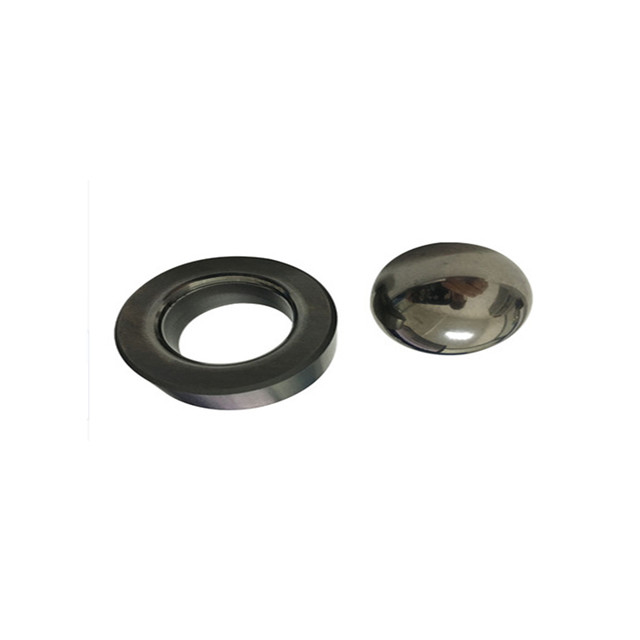 High Hardness Tungsten Carbide Valve Seats , Cemented Tungsten Carbide Products